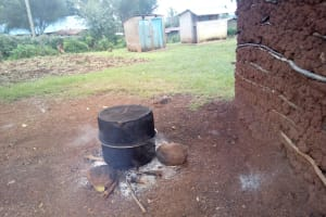The Water Project: Imbale Primary School -  Schools Kitchen Fireplace