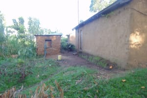 The Water Project: Luvambo Community, Timona Spring -  Homestead