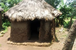 The Water Project: Mungaha B Community, Maria Spring -  Kitchen