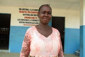 The Water Project: Rotifunk Baptist Primary School -  Elizerbeth Larkoh