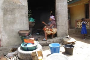 The Water Project: Rotifunk Baptist Primary School -  Community Activities