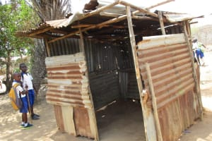 The Water Project: Rotifunk Baptist Primary School -  Kitchen