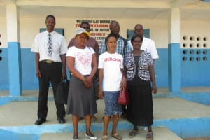 The Water Project: Rotifunk Baptist Primary School -  School Staff