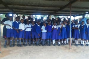 The Water Project: Mumias Complex Primary School -  Training Participants