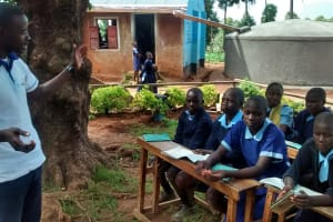 The Water Project: Shamalago Primary School -  Training