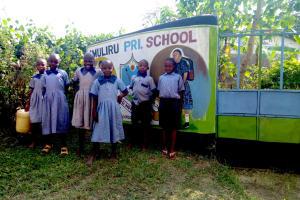 The Water Project: Imuliru Primary School -  School Entrance