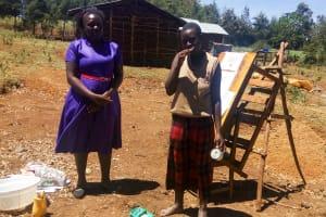 The Water Project: Sharambatsa Community, Mihako Spring -  Dental Hygiene Training