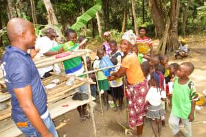 The Water Project: Sanya Community -  Handwashing Training