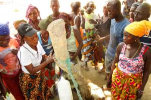 The Water Project: Kipolo Community -  Handwashing Training