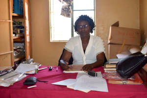 The Water Project: Kyulungwa Primary School -  Headteacher