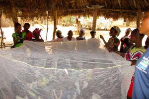 The Water Project: Sanya Community -  Malaria Training