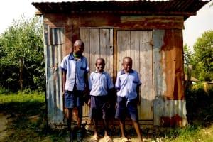The Water Project: Imuliru Primary School -  Latrines
