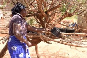 The Water Project: Karuli Community E -  Muimi Dish Rack