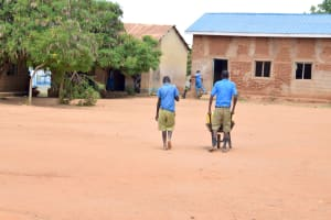 The Water Project: Kyulungwa Primary School -  Walking To Get Water