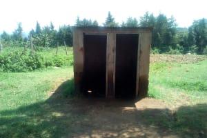The Water Project: Shiru Primary School -  Latrines