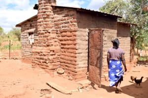 The Water Project: Karuli Community E -  Muimi Household