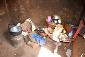 The Water Project: Karuli Community E -  Muimi Kitchen
