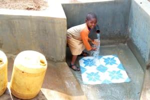 The Water Project: Ataku Community, Ataku Spring -  Clean Water