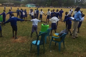 The Water Project: Mumias Complex Primary School -  A Break From Training