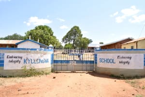 The Water Project: Kyulungwa Primary School -  School Gate