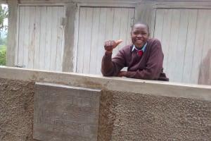 The Water Project: Lihanda Secondary School -  Ogenga Rita Amondi