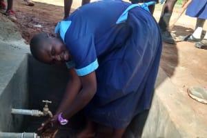 The Water Project: Shamalago Primary School -  Alexine Ongayi