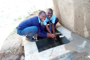 The Water Project: Muyere Secondary School -  Clean Water