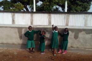 The Water Project: Esibeye Primary School -  New Latrines
