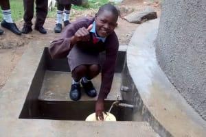 The Water Project: Lihanda Secondary School -  Clean Water