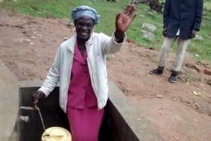 The Water Project: Lihanda Secondary School -  Monica Odiwour