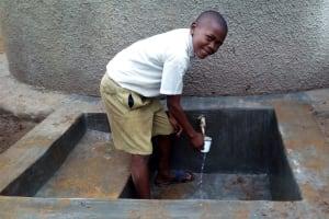 The Water Project: Esibeye Primary School -  Clean Water