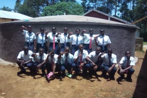 The Water Project: Malimili Secondary School -  Clean Water