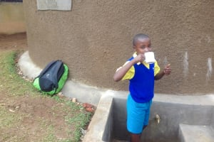 The Water Project: Chebunaywa Primary School -  Clean Water