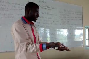 The Water Project: Lihanda Secondary School -  Training