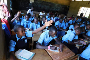 The Water Project: Muyere Secondary School -  Training
