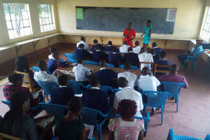The Water Project: Shanjero Secondary School -  Training