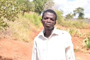 The Water Project: Karuli Community D -  Stephen Kimanthi