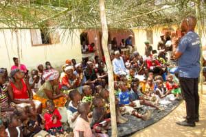 The Water Project: Sanya Community -  Training