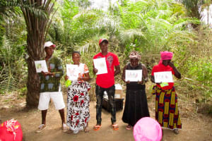 The Water Project: Kipolo Community -