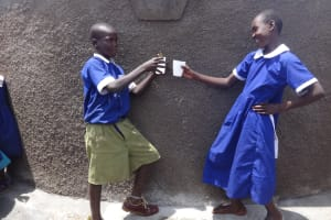 The Water Project: Bukhubalo Primary School -  Clean Water