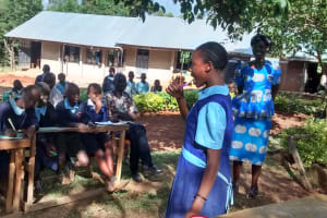 The Water Project: Shamalago Primary School -  Oral Hygiene