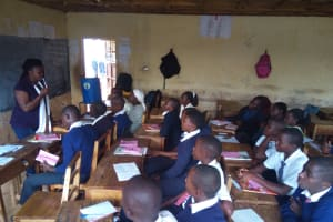 The Water Project: Malimili Secondary School -  Training