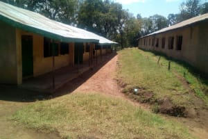 The Water Project: Shiru Primary School -  Classrooms