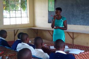 The Water Project: Shanjero Secondary School -  Dental Hygiene Training