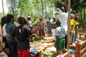 The Water Project: Itukhula Community, Lipala Spring -  Training