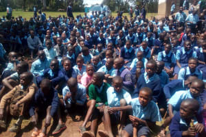 The Water Project: Shiru Primary School -  Students
