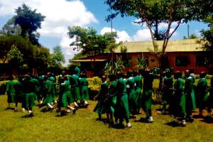 The Water Project: Erusui Girls Primary School -  School