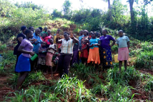 The Water Project: Shilakaya Community, Shanamwevo Spring -  Handwashing Training
