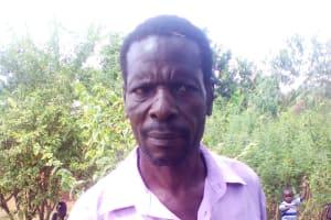 The Water Project: Mwichina Community, Mwichina Spring -  Abuneri Atswenje