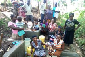 The Water Project: Shiyunzu Community, Imbukwa Spring -  Training